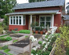 We are pleased to announce our collaboration with Ross Chapin Architects, the award-winning creator of GoodFit house plans. This collaboration allows us to offer a range of house kits that are different from our own designs in style, size and features, but are well suited as kits. We are currently offering six GoodFit designs including this design called Betty Jane Cottage.