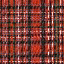 Clan MacAllister Tartan: Scarf, Tie, Sash & More