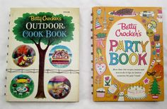 Party Book by Betty Crocker Hardback) for sale online Betty Crocker, Book 1, Cooking, Party, Dress, Outdoor, Ebay, Vintage, Kitchen