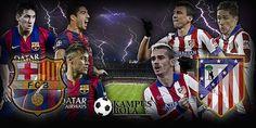 Berita Bola | Jelang Laga Barcelona vs Atletico Madrid