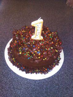 Smash cake #1