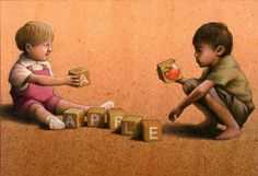 Polish illustrator Pawel Kuczynski cleverly uses satire to portray today's social, political and cultural reality. He has worked in satirical illustration Satire, Satirical Illustrations, Illustrations And Posters, Satirical Cartoons, Political Cartoons, Pin Ups Vintage, Question Everything, Art Academy, Canvas Artwork