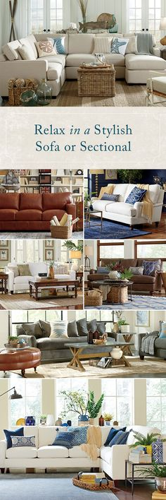 Relax in Style - Movie marathons, board game nights, and best friend catch-up sessions just got a little better: Crafted with care and available in silhouettes and fabrics to fit every lifestyle, Birch Lane's sofas and sectionals are sure to become the best seat in the house. (Prepare to call dibs.) Shop a variety of styles and enjoy Free In-Home Delivery on your order.