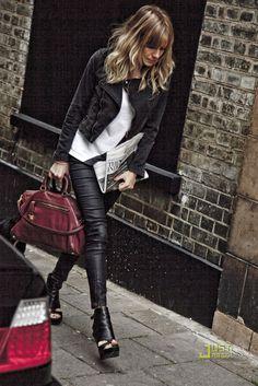 Sienna Miller #badass