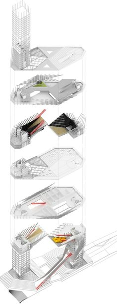 Shortlisted the 2012 Global Architecture Graduate Awards is: Jae Kyung Kim