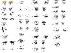 Resultado de imagen de dibujo de ojos