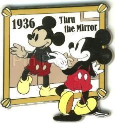 100 Years of Dreams #83 - Through the Mirror