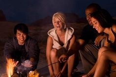 Give us a campfire song you remember!