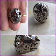 ring jason Friday '13 Jason Voorhees is back  di vintageremember