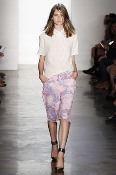 @Peter_som #catwalk #MBFWNY #New_York #trends #SS_2013 #in