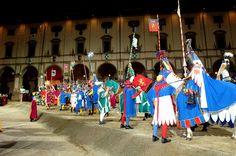 Giostra di giugno del Saracino di Arezzo -