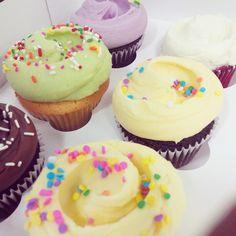 @Magnolia Bakery's #Cupcakes!