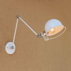 61.70$  Buy here - http://alijas.worldwells.pw/go.php?t=32730316592 - Rustic Retro Loft Vintage Wall Lamp Industrial With Adjustable long Arm Wall Light Wall Sconce Apliques LED Murales Arandela 61.70$