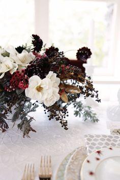 winter wedding floral arrangements wedding flowers - Page 98 of 101 - Wedding Flowers & Bouquet Ideas Winter Floral Arrangements, Floral Centerpieces, Wedding Centerpieces, Wedding Table, Wedding Bouquets, Flower Arrangements, Wedding Decorations, White Centerpiece, Flower Bouquets