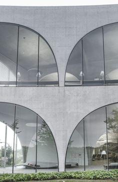 Tama Art University Library- Toyo Ito