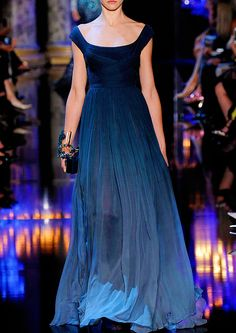 -eliesaab:Elie Saab Haute Couture F/W 2014.A Haute Couture version of Padme's Funeral gown.