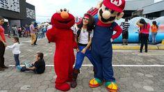 Mario Bross Elmo y Pirata JACK