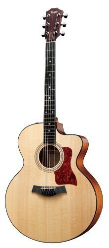 Taylor Guitars 315ce Jumbo Acoustic-Electric Guitar - No longer produced - Taylor completely redesigned their jumbo body and it's called the Grand Orchestra.http://www.acousticguitarworkshop.com/agwsite