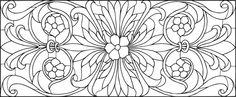 Custom Stained Glass Designs