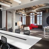 Knoll San Francisco Showroom Meeting Space