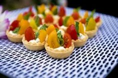 Morning Wedding Ideas - Food to Serve at a Morning Wedding Reception