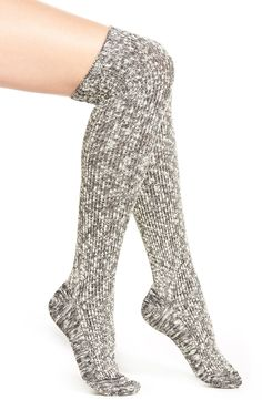 "Above the knee boot socks. #socks ..........Follow Fashion Socks: https://www.pinterest.com/lyndanna/fashion-socks/  Get Your Free Course ""Viral Images for Pinterest"" Now at: CashForBloggers.com"