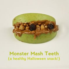 Monster Mash Teeth | Lorimer Street Kitchen