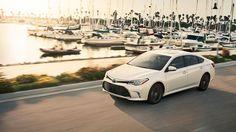Scene stealer. #Toyota #Avalon