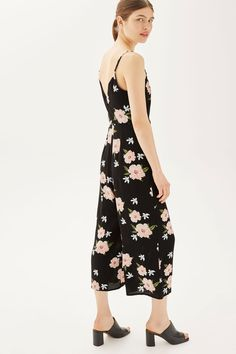 Strappy Floral Jumpsuit - New In Fashion - New In - Topshop