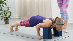 5 Minute Tutorial: Improve your Chatuanga - Yoga International