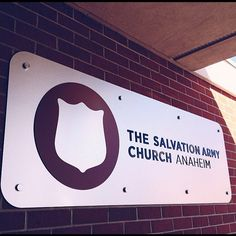 New Sign! We are a CHURCH