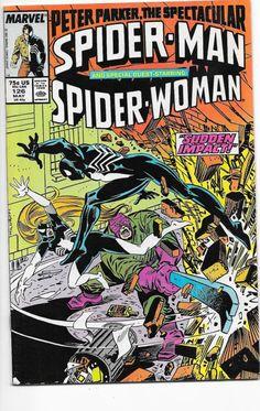 Peter Parker, The Spectacular Spider-Man #126 Marvel Comics F