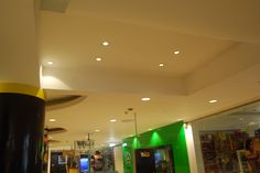 No hay nada como utilizar la mayor calidad en tecnologías LED. Acropolis Center