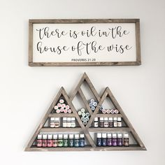 please allow up to two two weeks for completion due to popularity or product. Essential Oil Holder, Essential Oil Storage, Doterra Essential Oils, Essential Oil Diffuser, Essential Oil Blends, Young Living Oils, Young Living Essential Oils, Mountain Shelf, Oil Uses