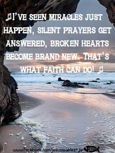 What faith can do - Kutless facebook.com/jesusisalifestyle love this song by kutless