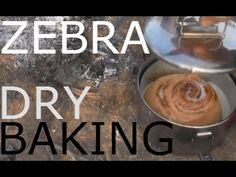 "ZEBRA Lunch Box Dry Baking & KOKO Samoa / Swedish Fire Torch Fueling Folding Firebox 5"" & Nano - YouTube"