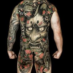 awesome Top 100 tattoo from tattoo art magazine | Love this #hannya#snake#backpiece #tattoo by Jess Yen  @jessyentattoo  in CA! #cherryblossoms#japanese#tattooing#tebori -- ARTISTS can submit work by tagging us & hashtagging #tattooartistmagazine -- Check more at http://4develop.com.ua/top-100-tattoo-tattoo-art-magazine/
