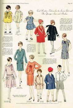 1920s Pictorial Review Fashion Book Sewing Pattern Catalog 75 Pages Winter 1927