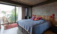 #bedroom #quarto #home #casa #cadeiradebalanço