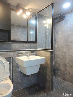 30py 대전 월평동 누리 36평 아파트 인테리어안녕하세요 홈데코 인테리어입니다 오늘 소개해드릴 곳은 모던... Home Renovation, Mirror, Bathroom, Interior, Furniture, Home Decor, Washroom, Decoration Home, Indoor