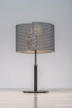 La nuova chiocciola da tavolo in versione silver | design robertopamio+partners www.staygreen.it