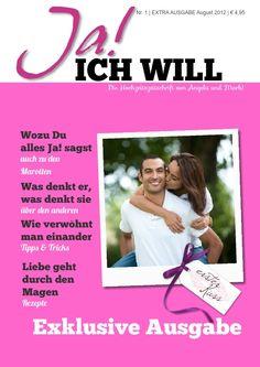 Kostenlose Vorlage für eine #Hochzeitszeitung. Einfach anmelden und benutzen! Durchblättern? Dann klick bitte auf den Link.