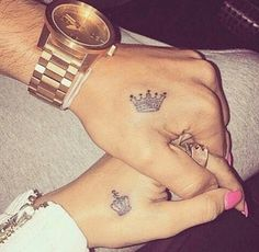 His and her tattoo ideas 94