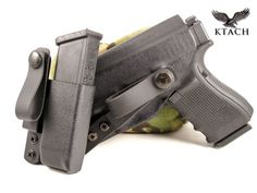 Kydex Concealed Carry Holsters Appendix AIWB | KTACH Kydex Solutions