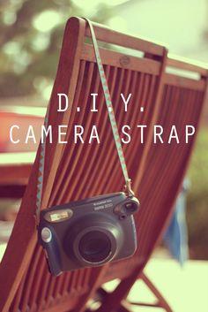 Lauryn Green: D.I.Y camera strap!