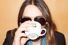 Jared Leto By Terry Richardson Jared Leto, Most Beautiful Man, Gorgeous Men, Terry Richardson Photos, Life On Mars, Shannon Leto, Coffee And Books, Just Jared, Love Me Forever