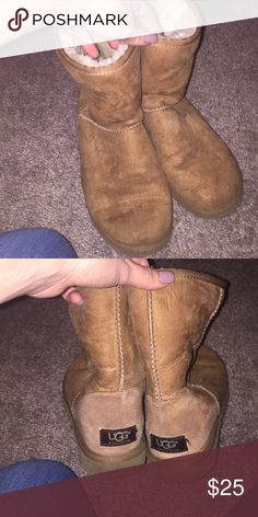 Don't wear anymore! Well loved UGG Shoes Winter & Rain Boots