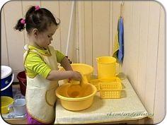 ДОМАШНИЕ ЗАНЯТИЯ ДЛЯ РЕБЕНКА ПО СИСТЕМЕ МАРИИ МОНТЕССОРИ / Дети - это счастье!