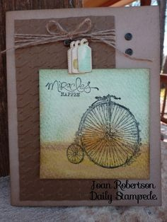 Stampin' Up! demonstrator Joan Robertson, sale-a-bration stamps featured in tutorial