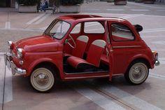 1959 Fiat 500 Normale Trasformabile | Italian cars for sale